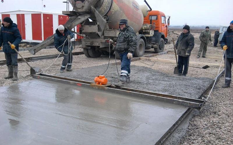 сохранность бетона